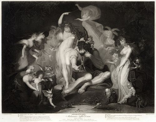 A Midsummer Night's Dream - Henry Fuseli