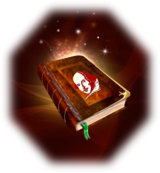 Magic Shakespeare Book