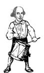 Shakespeare drumd