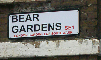 Bear Gardens, London - cropped